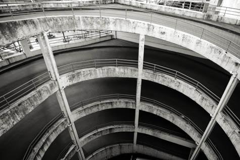 Parkade Spiral