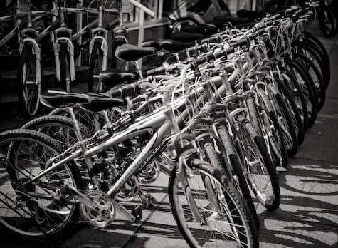 Man thats a lot of bikes