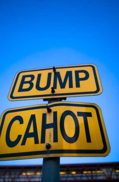 Bump/Cahot
