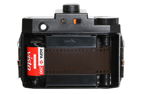 35mm Holga Photography.