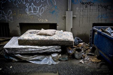 Beds In Back Alleys