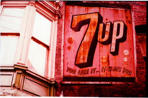 7-Up! You Like it… It Likes You!