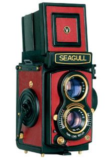 Seagull Twin Reflex Camera