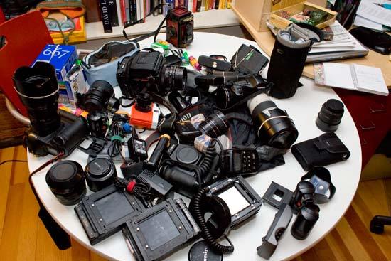 Camera Junk