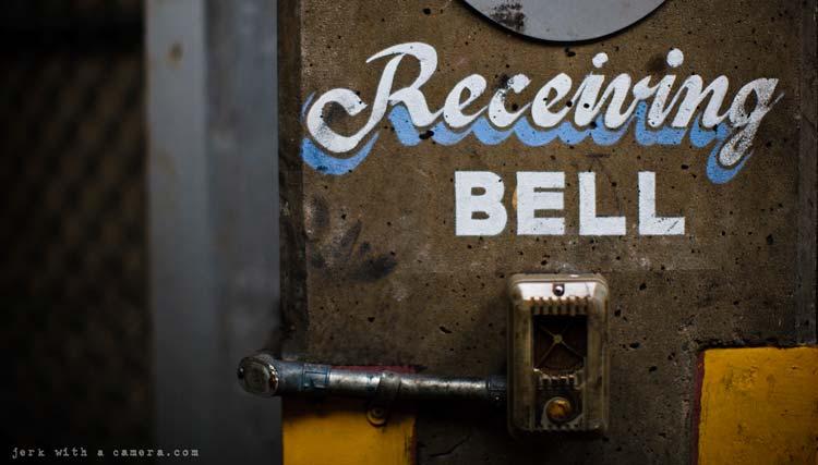 Receiving Bell