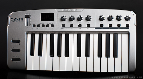 M-audio Keyboard