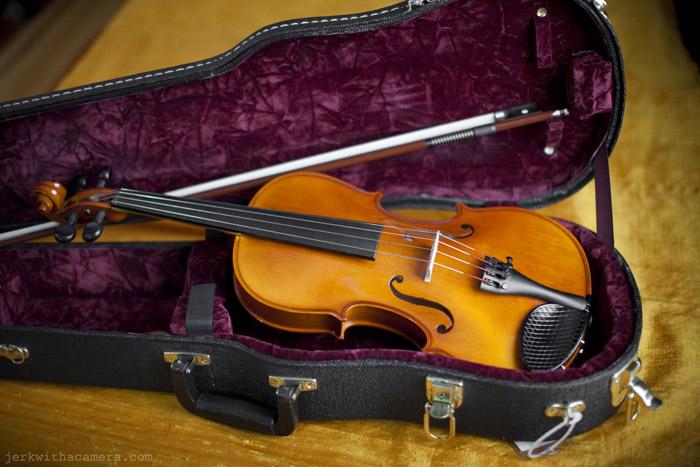 Crack Head Truck Thieves & Violins
