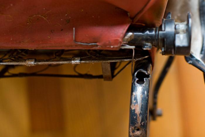 beetle-seat-welding-spot