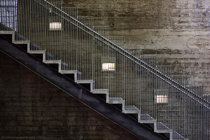 Random UBC Stairwell