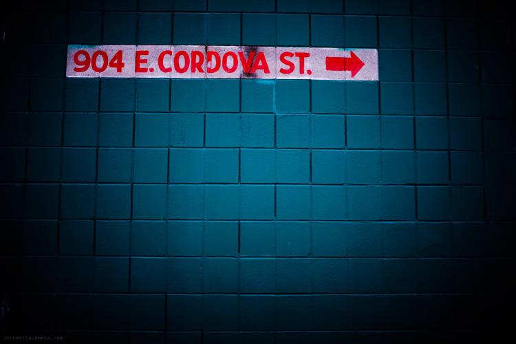 East Cordova Street