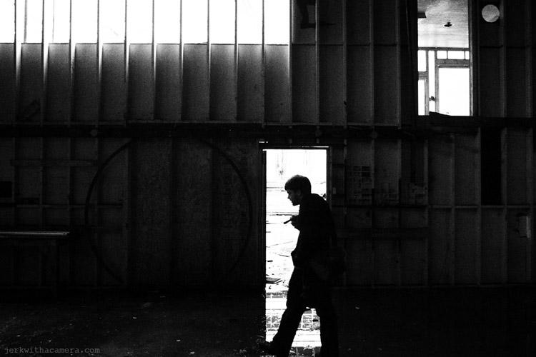 Richmond Ruins - Coaxial Silhouette