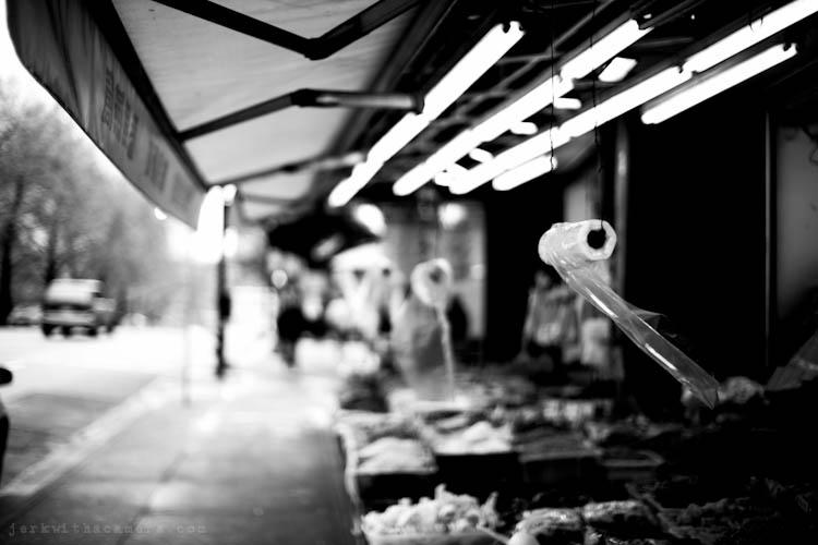 Vancouver Chinatown Market