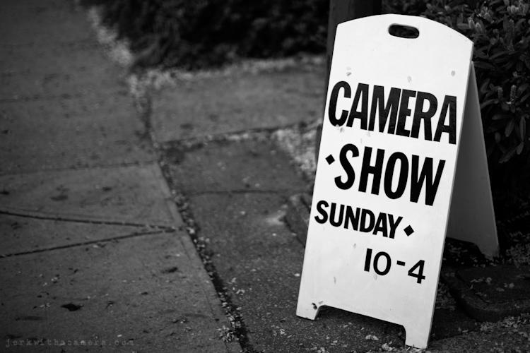 Camera Show - Sign