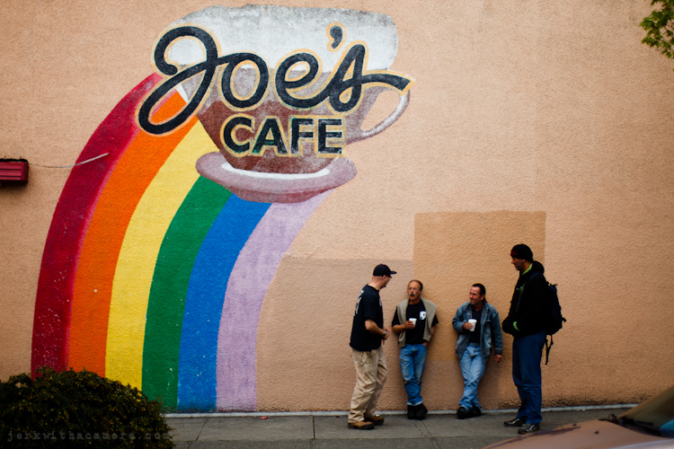 Commercial Drive - Joes Cafe