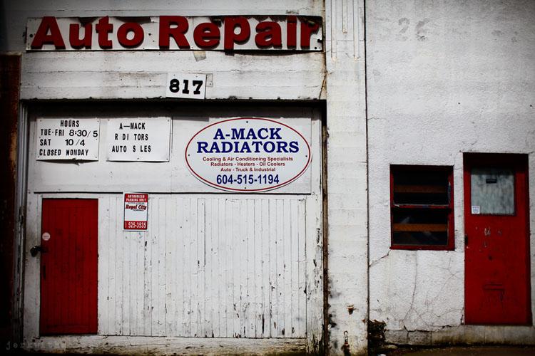 Camera Show Day - auto repair 1