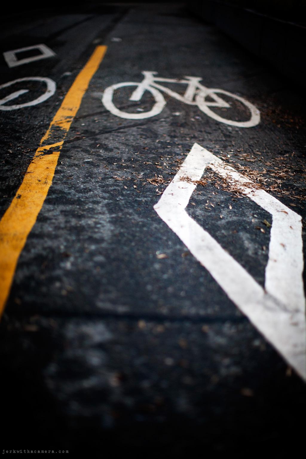 Bike Lanes = Awesome