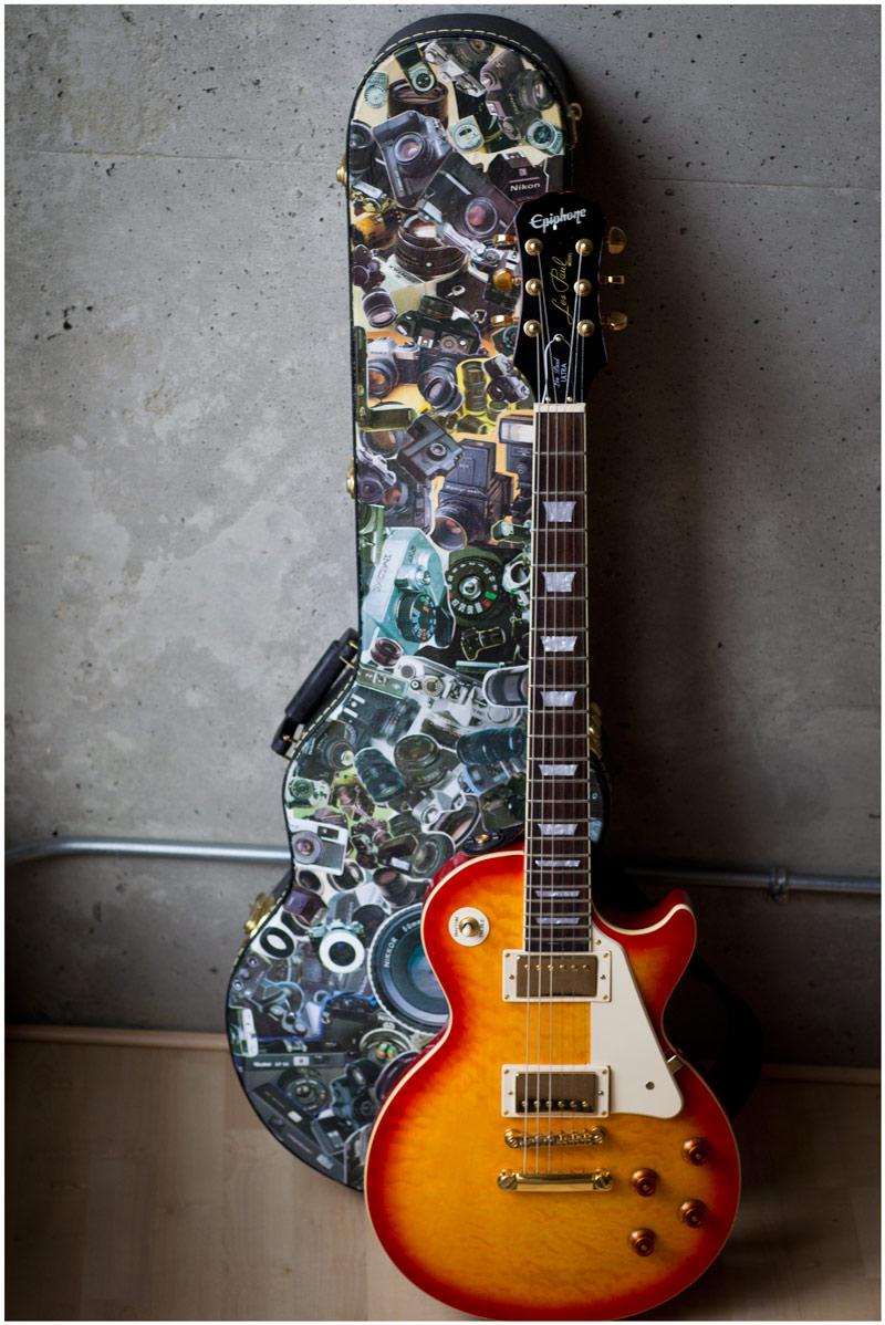 new custom guitar case jerk with a camera. Black Bedroom Furniture Sets. Home Design Ideas