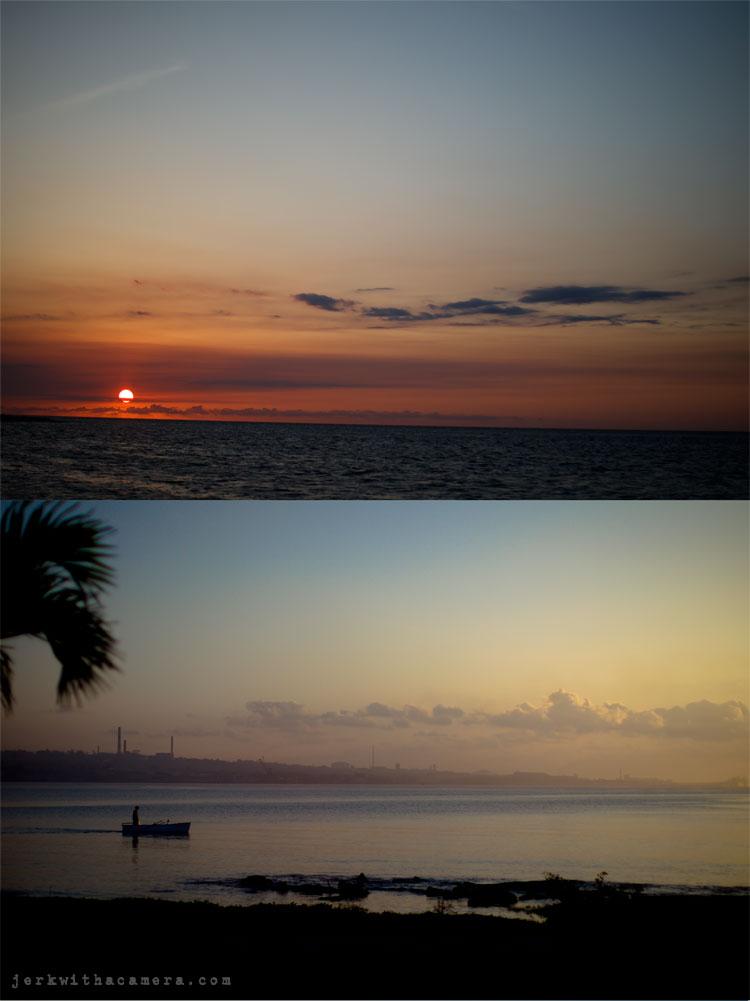 Cuba Trip 2011 – Sunsets