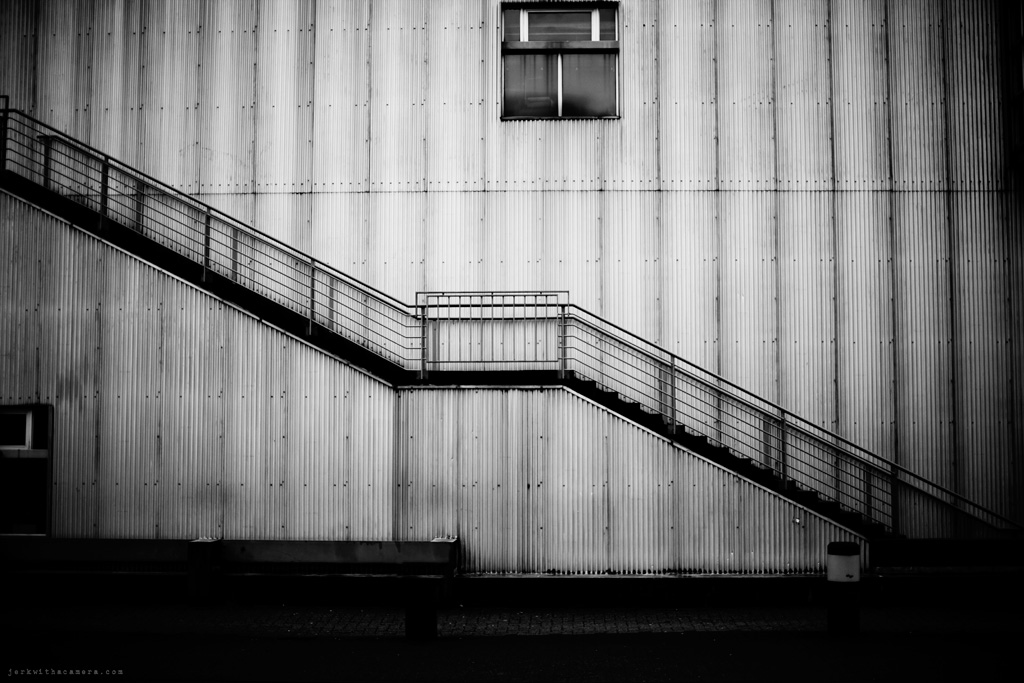 Granville Island Stairs