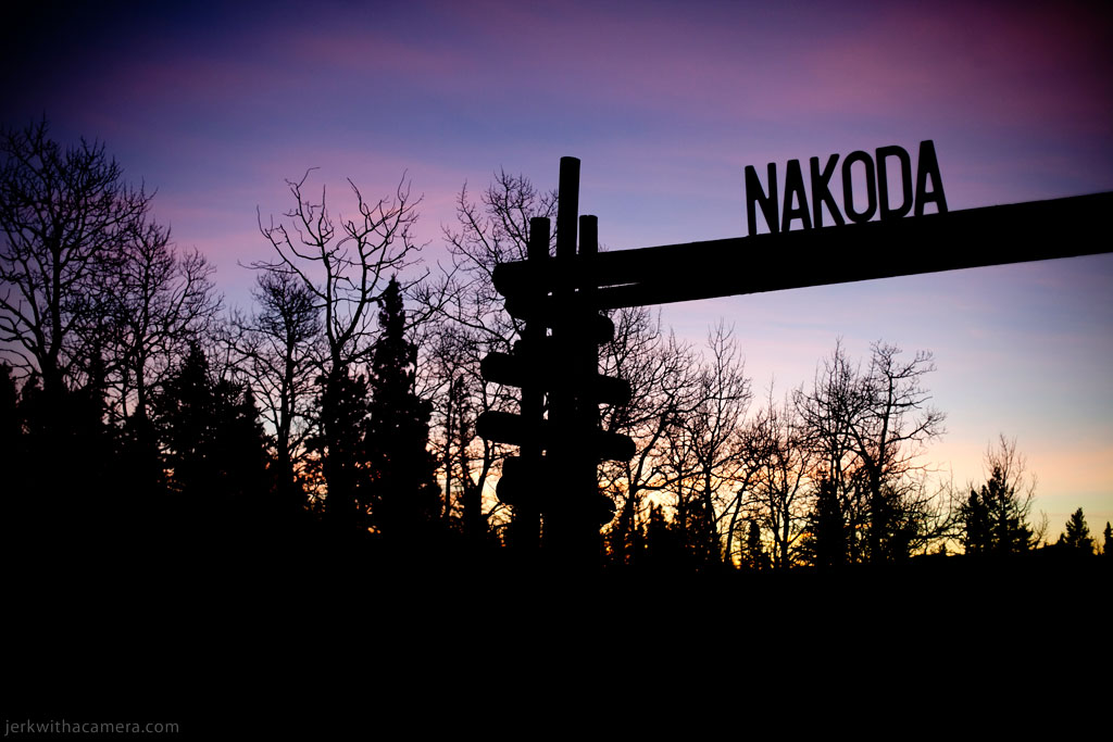 Nakoda Sunrise