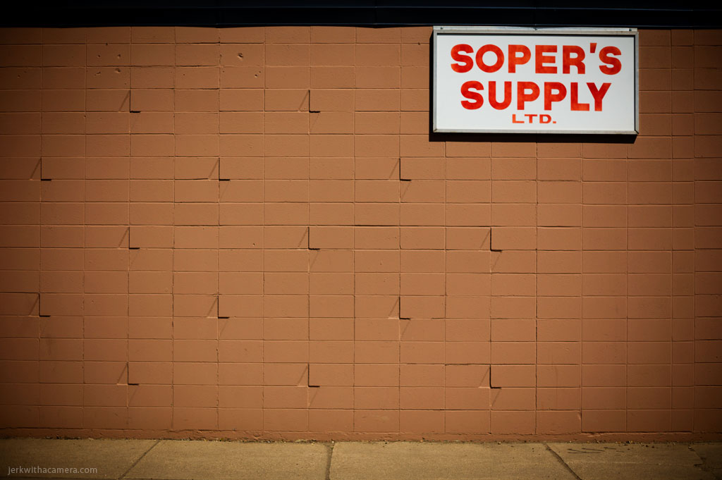 Edmonton – Sopers Supply