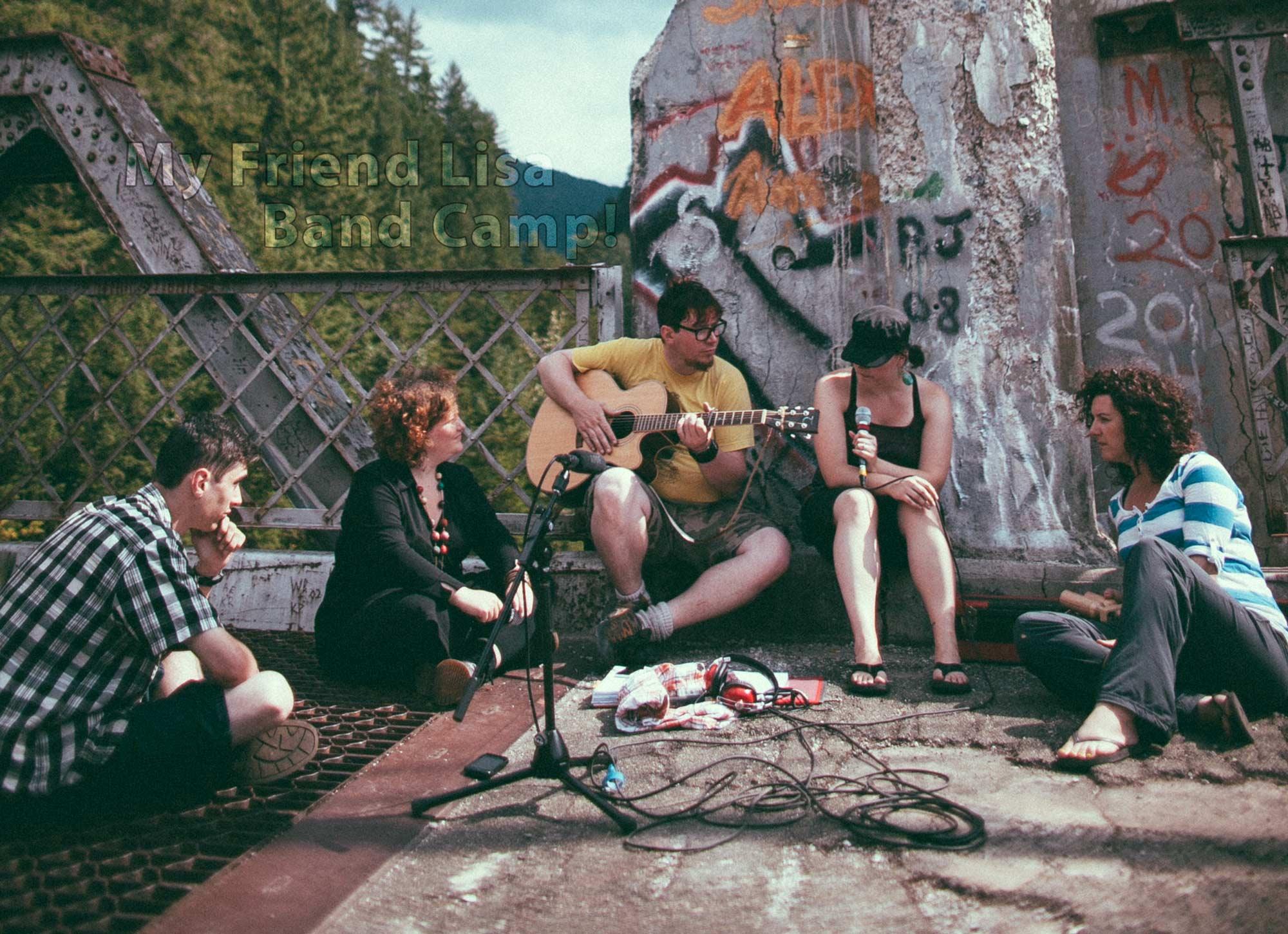 My Friend Lisa – Band Camp