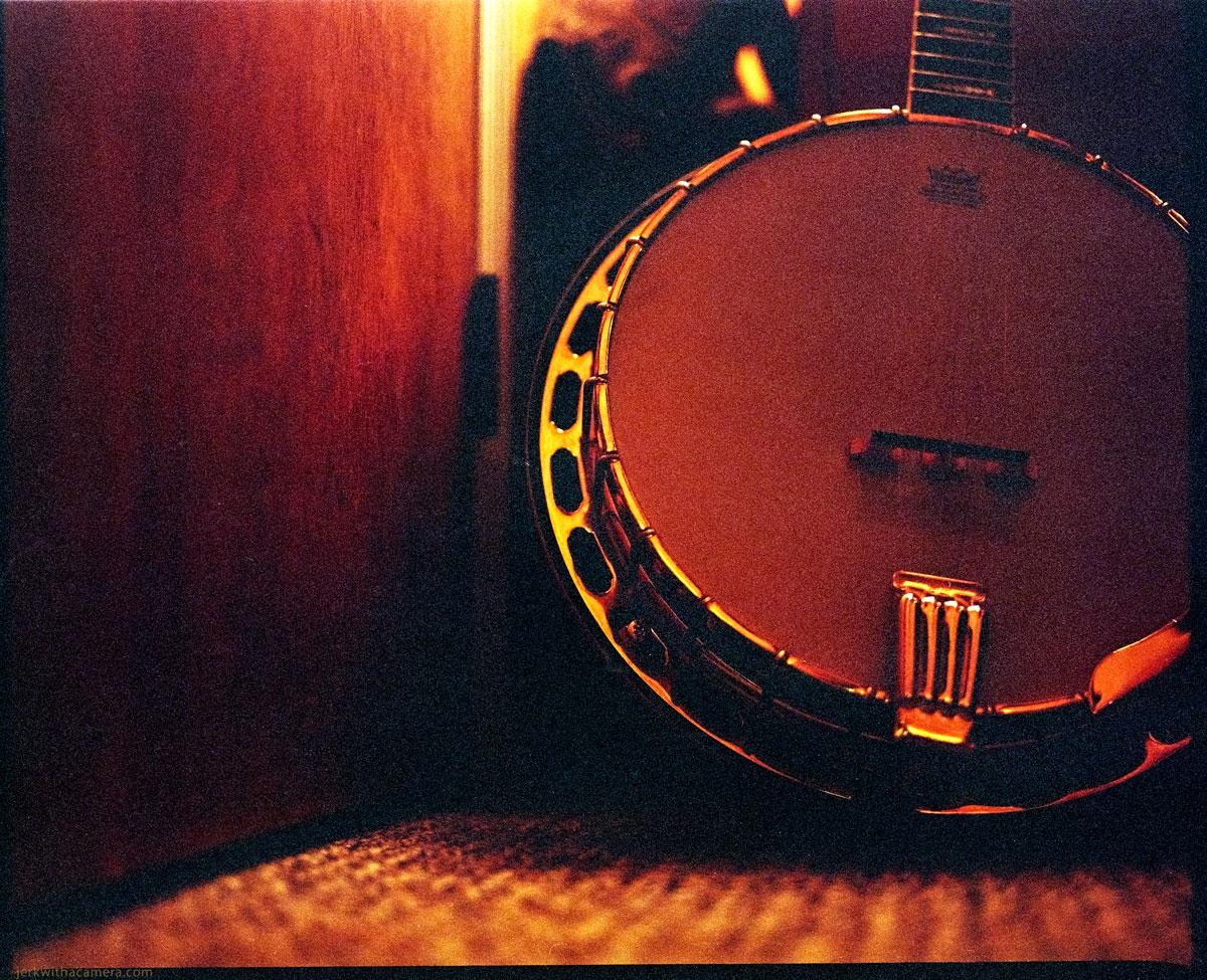 MamiyaRB67-Banjo in Fernie