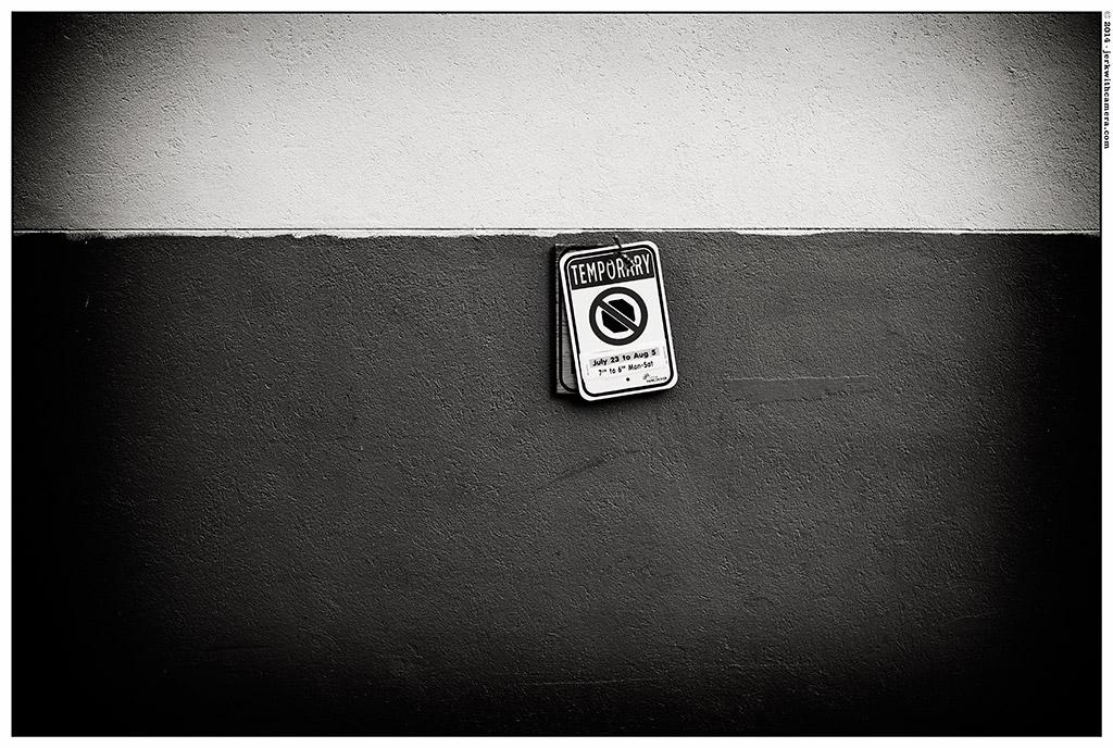 Black & White Nikon DF Walk about