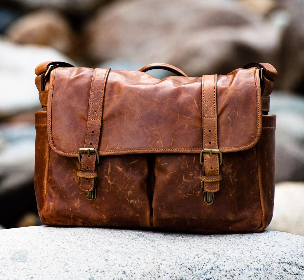 ONA Brixton leather Camera Bag