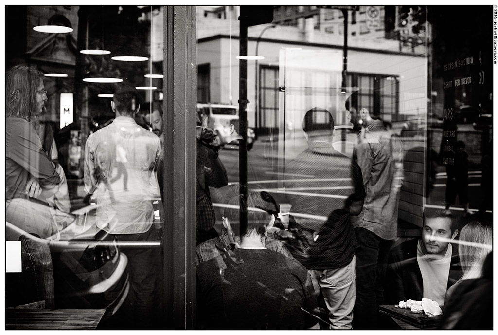 Picking On Complete Strangers - Leica M9 - Vancouver