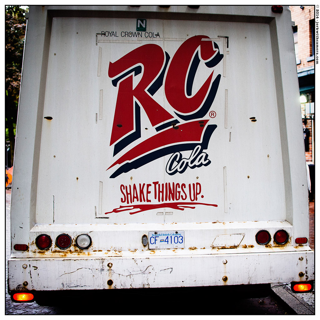 RC Cola What now
