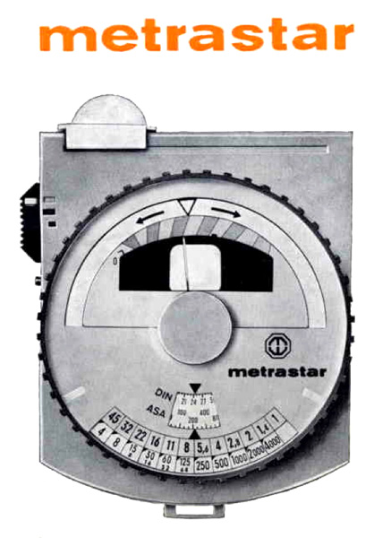 metrastar-Lightmeter