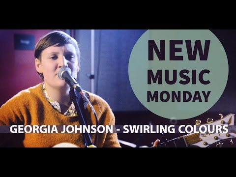 New Music Monday – Georgia Johnson & Matt Harvey – Swirling Colours