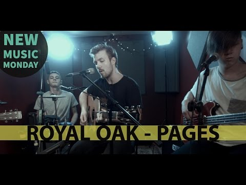 New Music Monday – Royal Oak – Pages