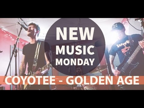 New Music Monday – Coyotee – Golden Age