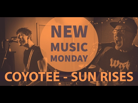 New Music Monday – Coyotee – Sun Rises