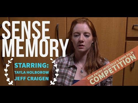 Sense Memory – My Entry into a 48 Hour Competition!