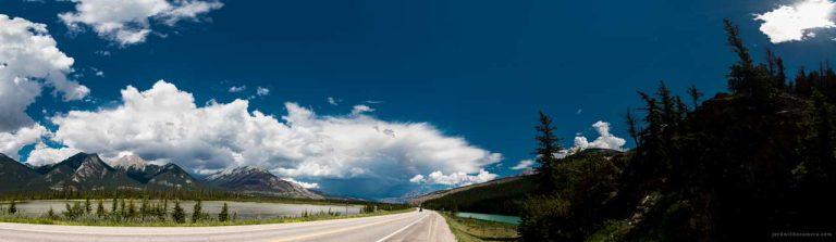 Jasper Panorama with Nikon D800