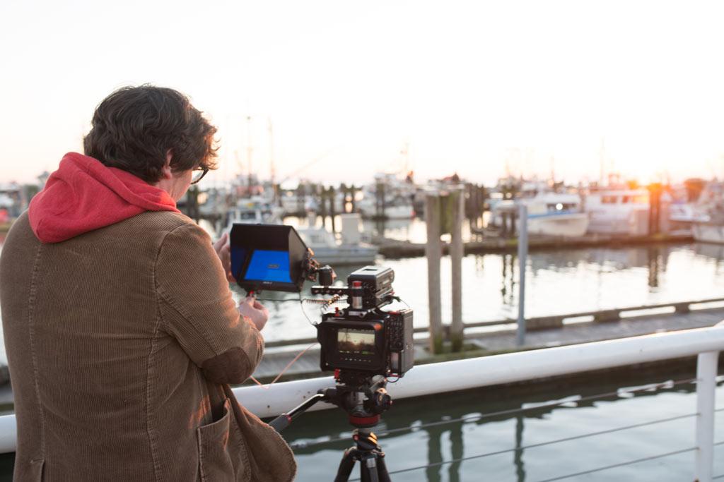 Descended Filming