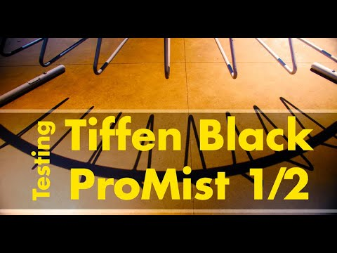 A Quick Test of the Tiffen Black Pro-Mist 1/2 Filter