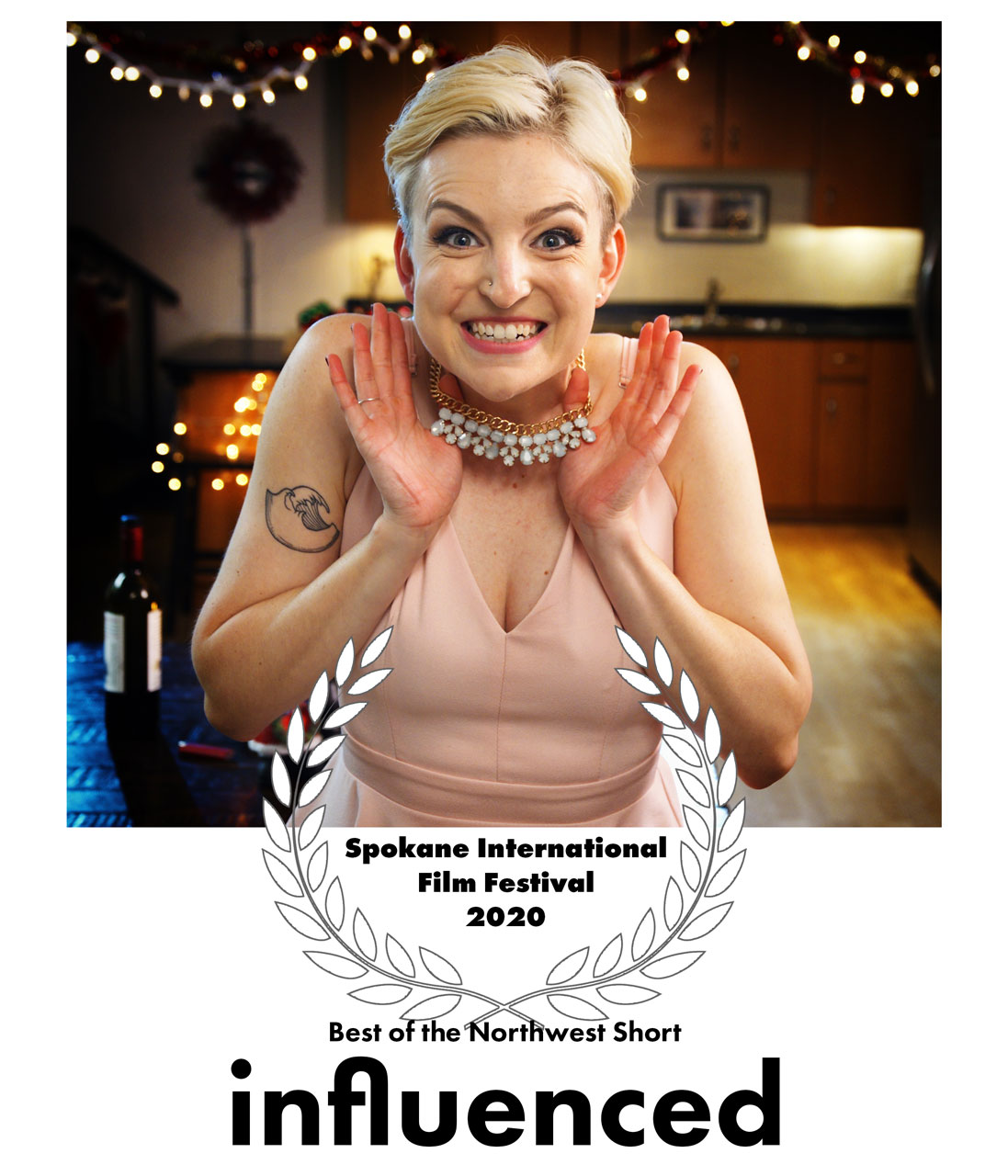 Audience Award Winner at Spokane International Film Festival 2020