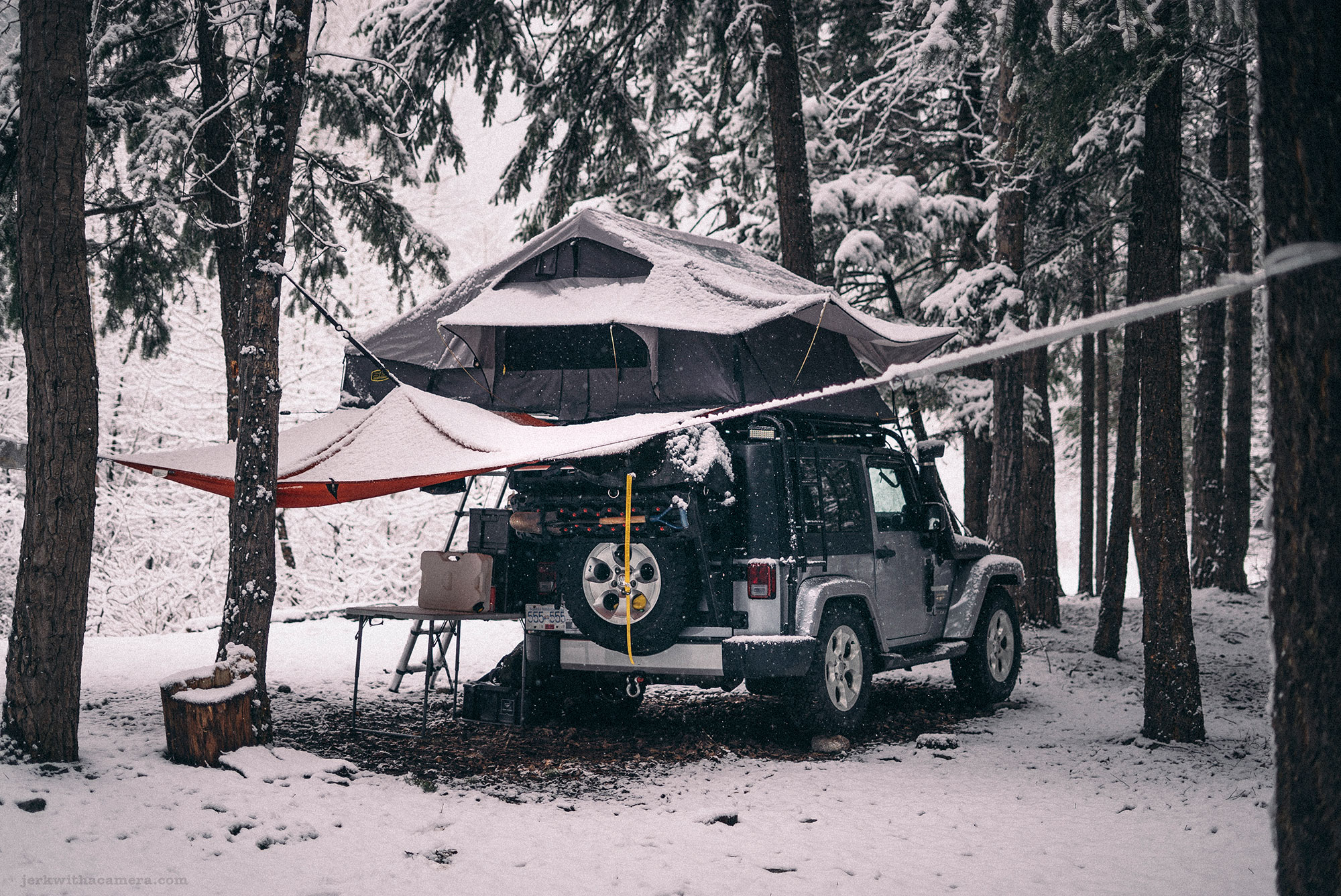 Overnight Camping trip to Lillooet