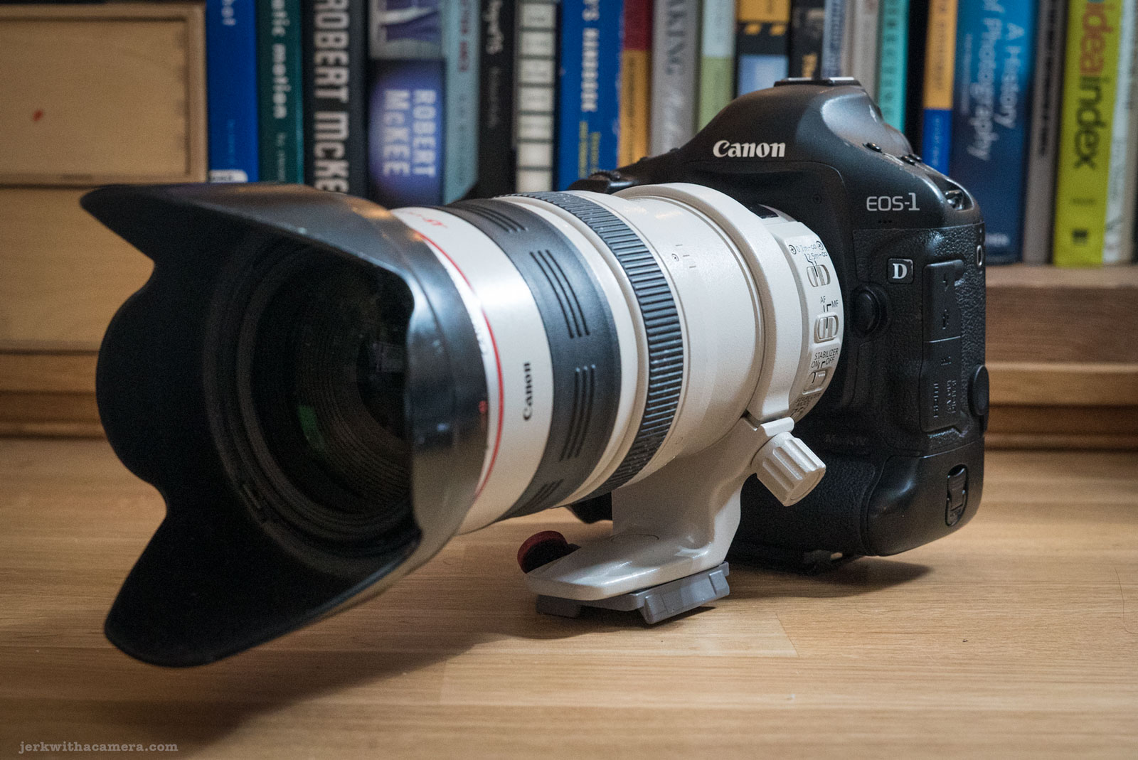New Lens to go with an old camera.